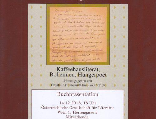 Buchpräsentation